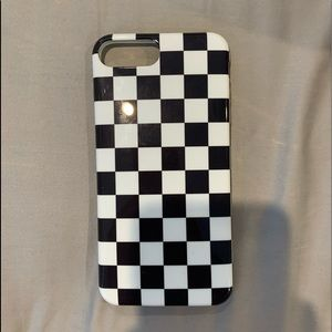 iphone 7 plus Urban Outfitters checkered case
